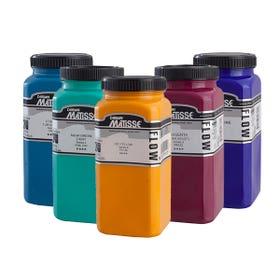 Matisse Flow Formula Acrylic Paints 500ml
