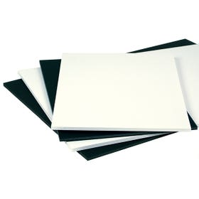 White Core Foamboards White A4 Pack 2