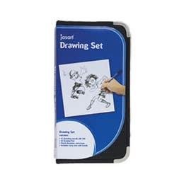 Jasart Drawing Wallet Set