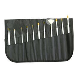 Jasart Brush Wallet / Easel
