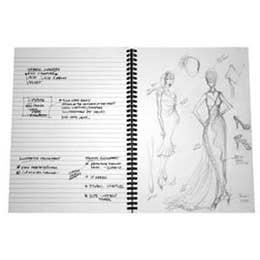 Jasart Sketch & Write Visual Diary