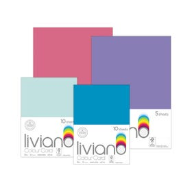 The Paper House Liviano Light Card