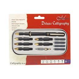 Manuscript Deluxe Calligraphy Set 6