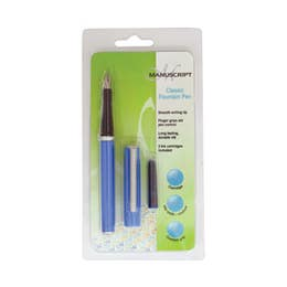 Manuscript Classic Fountain Pen & Ink Cartridges