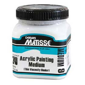 Matisse Acrylic Painting Mediums 250ml
