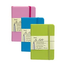 Jasart My Notes Ruled Notebooks