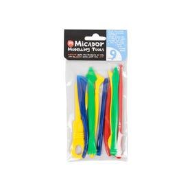 Micador For Artists Modelling Tools Set 9
