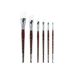 Neef 995 Taklon Angle Shader Brush