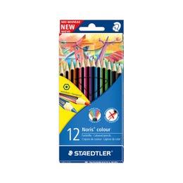 STAEDTLER Noris Club Colour Pencil Set 12