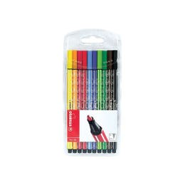 STABILO Pen 68 Assorted Set 10