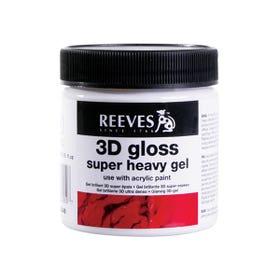Reeves 3D Gloss Gel