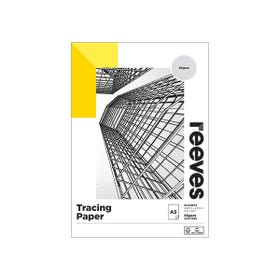 Reeves Tracing Paper Pad A5   65gsm