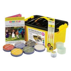 Snazaroo Mini Starter Kit