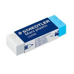 STAEDTLER Plastic Combi Eraser