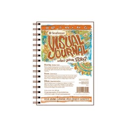 """Strathmore Drawing Visual Journals 163gsm 42 Pages 5.5"""" x 8"""""""