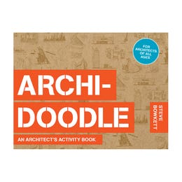 Archidoodle The Architects Activity Book