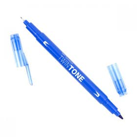 Tombow TwinTone Marker Uncapped