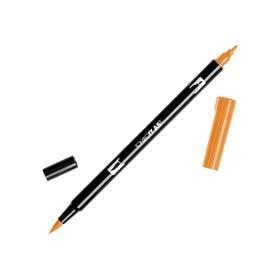 Tombow Dual Brush Pens Orange