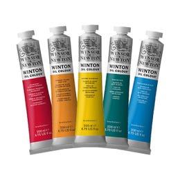 Winsor & Newton Winton Oil Paints 200ml