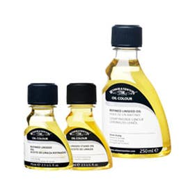 Winsor & Newton Stand Linseed Oil 75ml
