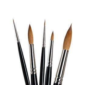 Winsor & Newton Series 7 Kolinsky Sable Brushes