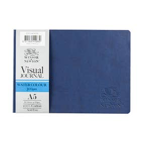 Winsor & Newton Softcover Watercolour Visual Journals A5