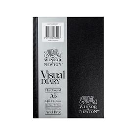 Winsor & Newton Hard Bound Visual Diaries A5