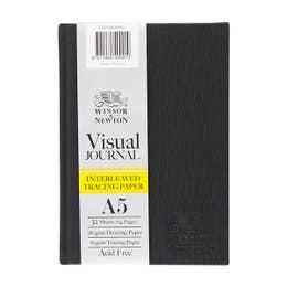Winsor & Newton Interleaven Visual Journals A5