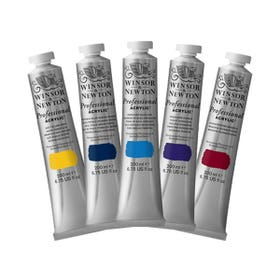 Winsor & Newton Professional Acrylic Paints 200ml