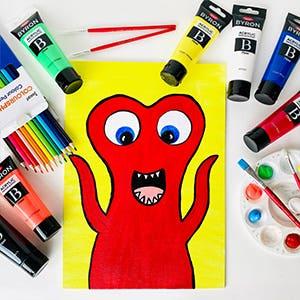 Creative Kids Monster Kit