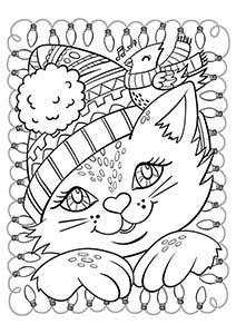 Crayola Cat