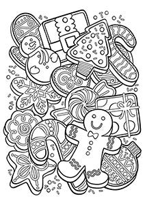 Crayola Gingerbread