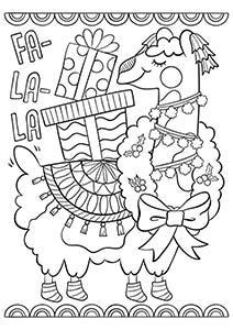 Crayola Llama