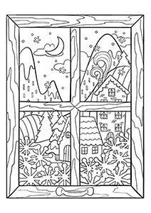 Crayola Window