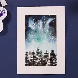 Reeves Water Colour Galaxy