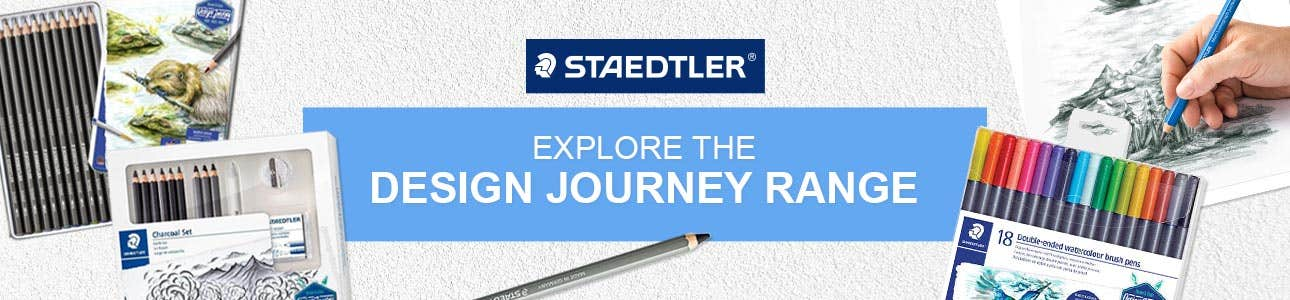 STAEDTLER Design Journey Range