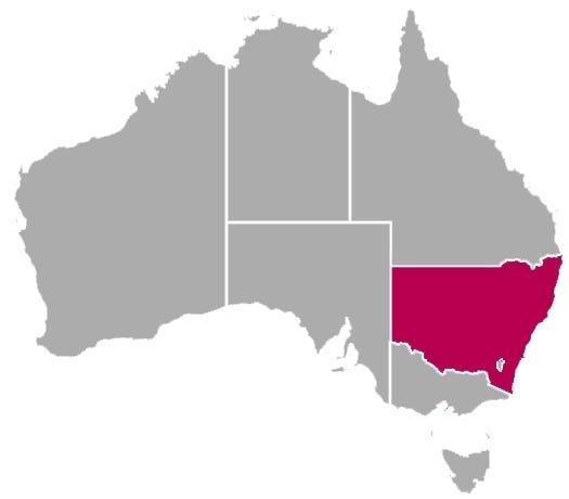 Eckersley's NSW Stores