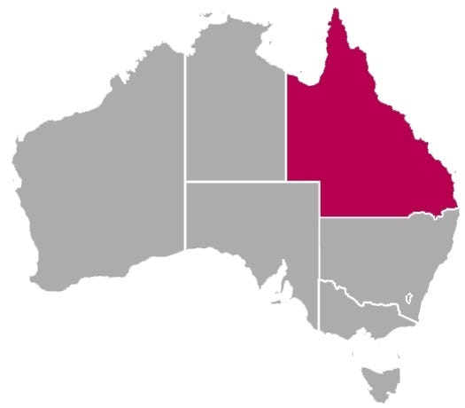 Eckersley's QLD Stores