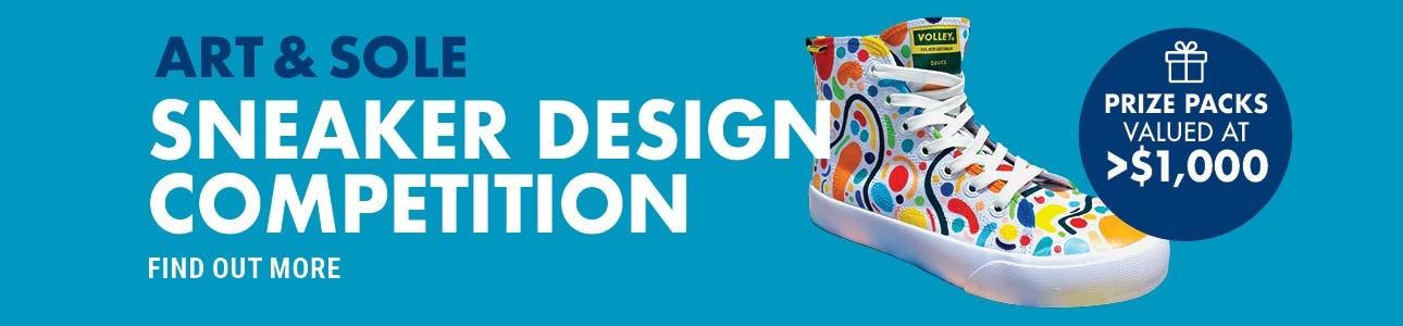 Art & Sole Sneaker Design Competition