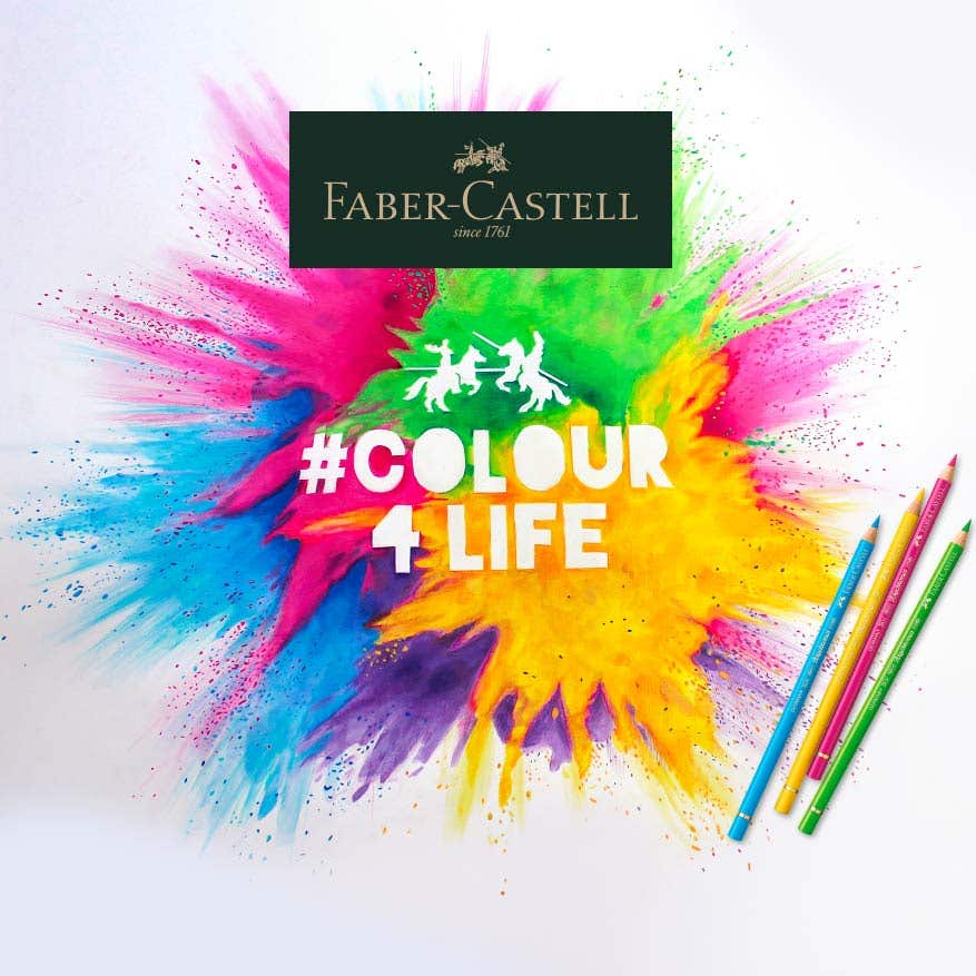 #Colour4Life