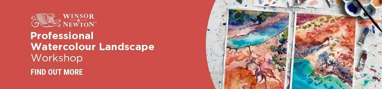 Winsor & Newton Professional Watercolour Landscape Workshops