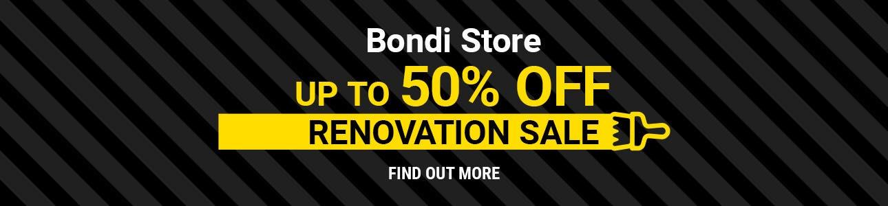 Bondi Renovation Sale